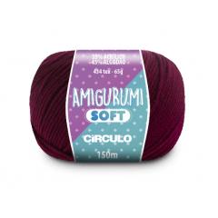 Linha Amigurumi Soft 3154 Vinho