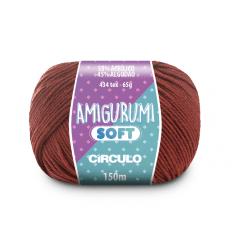 Linha Amigurumi Soft 4095 Rum