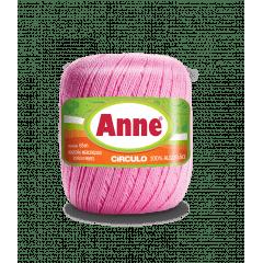 Linha Anne 3131 Chiclete 65m Círculo