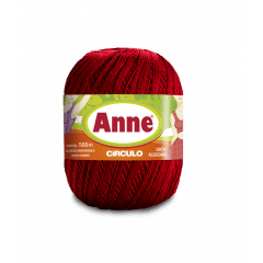 Linha Anne 3402 Vermelho Círculo 500 m