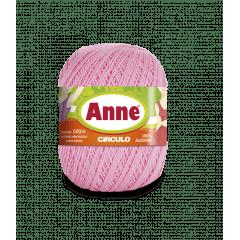 Linha Anne 3526 Rosa Candy 500 m
