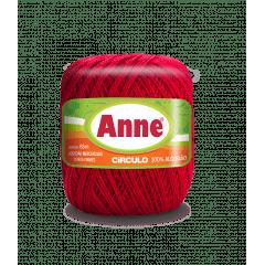 Linha Anne 3528 Carmim 65m Círculo