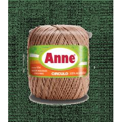 Linha Anne 7650 Amêndoa 65m Círculo