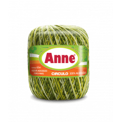 Linha Anne 9462 Oliva 65m Círculo