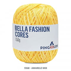 Linha Bella Fashion 9368 Amarelo Mix 150 Gr