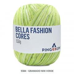 Linha Bella Fashion 9384 Gramado Mix 150 Gr