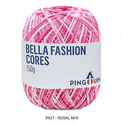 Linha Bella Fashion 9427 Rosal Mix 150 Gr