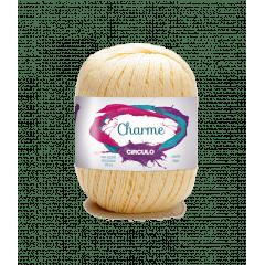 Linha Charme 1114 Amarelo Candy 150 Gr