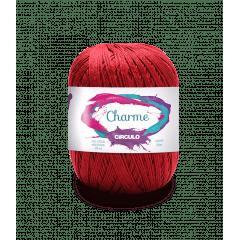 Linha Charme 3402 Vermelho Círculo 150 Gr