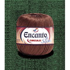 linha Encanto Slim 7382 Chocolate 240 Mts