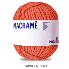 Linha Macramê Papoula 1323