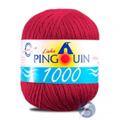 Linha Pingouin 1000 314 Tomate 150gr