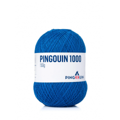 Linha Pingouin 1000 4579 Azul Bic 150gr