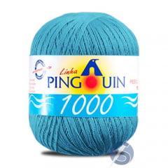 Linha Pingouin 1000 531 Safira 150gr