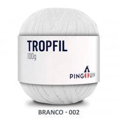 Linha Tropfil 002 Branco Pingouin 100g