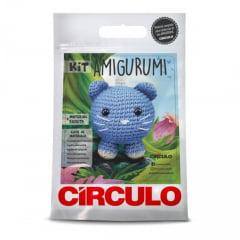 Kit Amigurumi Círculo Gato