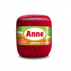 Linha Anne 3581 Pimenta 65m Círculo