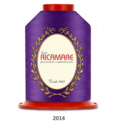 Linha para Bordar Ricamare 4000 m  Roxo Púrpura 2014