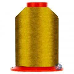 Linha para Bordar Ricamare  Amarelo  Queimado 4000m nº 2174