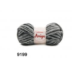Lã Amiga 9199 Nublado 100g