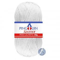 Lã Keamor Pingouin 2 Branco 40gr