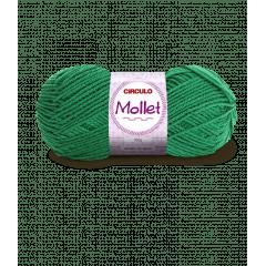 Lã Mollet Círculo 5545 Bandeira 40gr