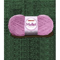 Lã Mollet Círculo 6040 Lírio 40gr