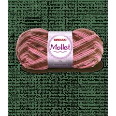 Lã Mollet Círculo 9375 Baú 40gr