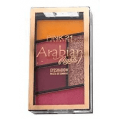 Paleta Pink 21 ARABIAN nights 01