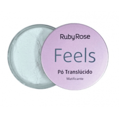 Pó translúcido matifícante Feels Ruby Rose