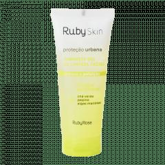 Sabonete Gel de Limpeza Facial Ruby Skin Ruby Rose