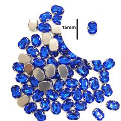 Chaton Engrampado Azul Bic Octogonal 10 un