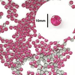Chaton Engrampado Rosa Pink Redondo 10 un