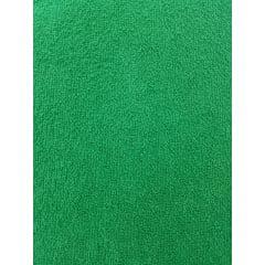 Tecido Atoalhado Felpudo Verde Escuro