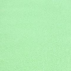Tecido Atoalhado Felpudo Verde Menta