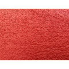 Tecido Atoalhado Felpudo Vermelho