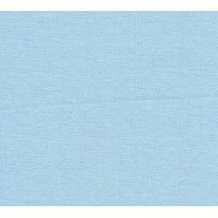 Tecido Flanela Sarja Lisa Azul Bebê