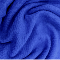 Tecido Microfibra azul Bic