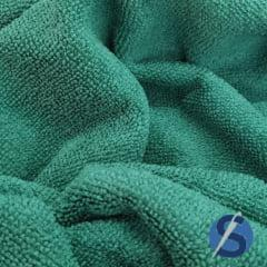Tecido Microfibra Verde Bandeira