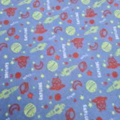 Tecido Soft Azul Explore