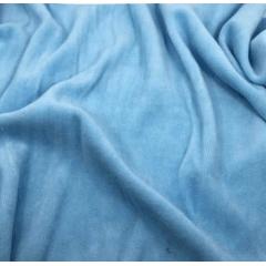 Tecido Plush Azul Claro