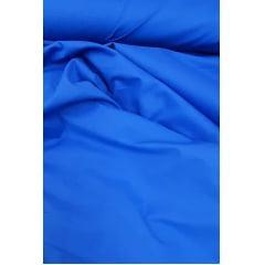 Tecido Tricoline  Paris Azul Royal
