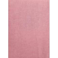 Tecido Tricoline Cor Jeans Rosa