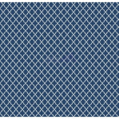 Tecido Tricoline Delicato Azul Marinho