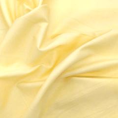 Tecido Tricoline Liso Amarelo Bebê Bulgatti