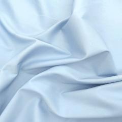 Tecido Tricoline Liso Azul Bebê Bulgatti