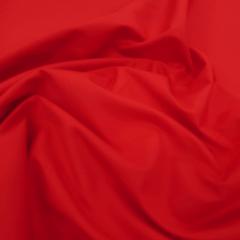 Tecido Tricoline Liso Vermelho Acetinado