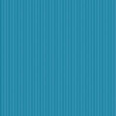 Tecido Tricoline Listrado Azul Turquesa