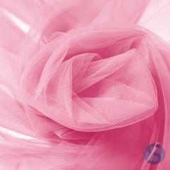 Tule Tradicional 002 Rosa Claro