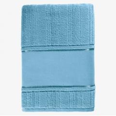 Toalha Banho para Pintar Janine Azul Caribe Karsten